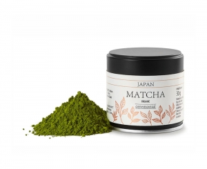 Japan Matcha Ceremonialna organic 30g
